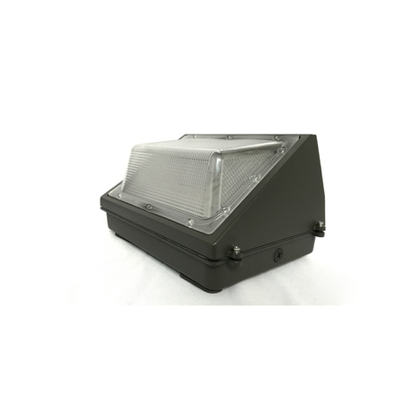 High-output ETL DLC Complied 135w 5400lumens outdoor commercial LED area light
