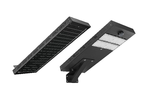 20w/40w/60w/80w/100w 5 Years Warranty IP65 Waterproof Sensor Control Solar Street Lights