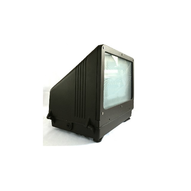 Commercial Exterior High Lumen Ip65 Led Cutoff Wallpack Light with 5 Years Warranty